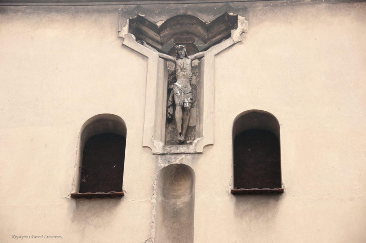 Kaplica Męki Pańskiej w kościele zakonu franciszkanów