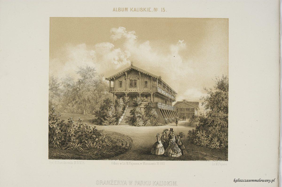 Albumy Kaliskie ułożone i opisane przez Edwarda Staweckiego część II