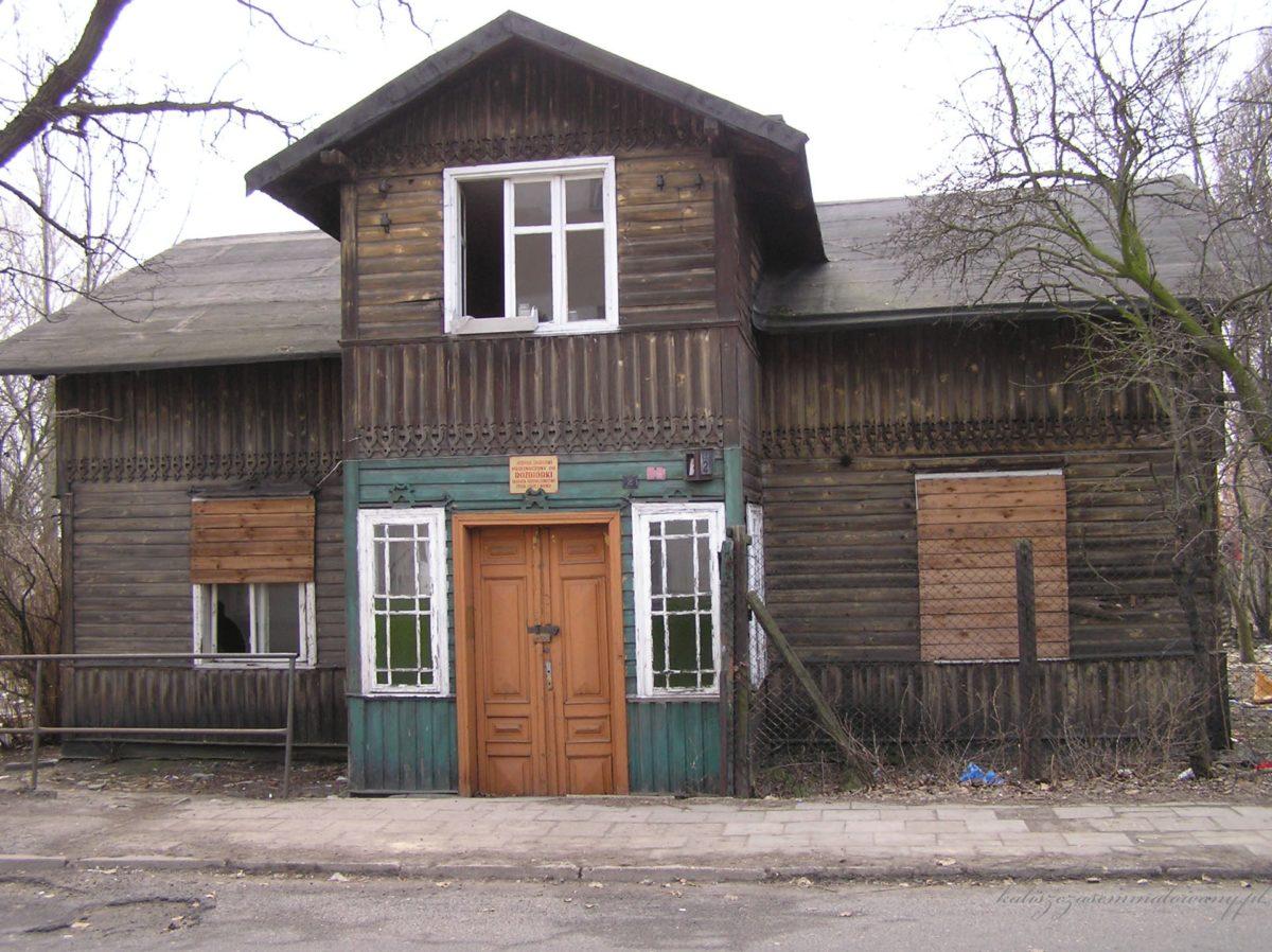 Ulica Podmiejska w Kaliszu – Przewodnik po starym Kaliszu