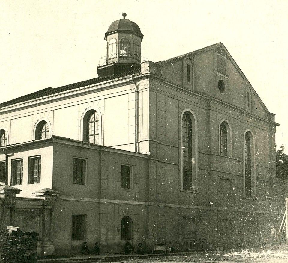 Wielka synagoga w Kaliszu