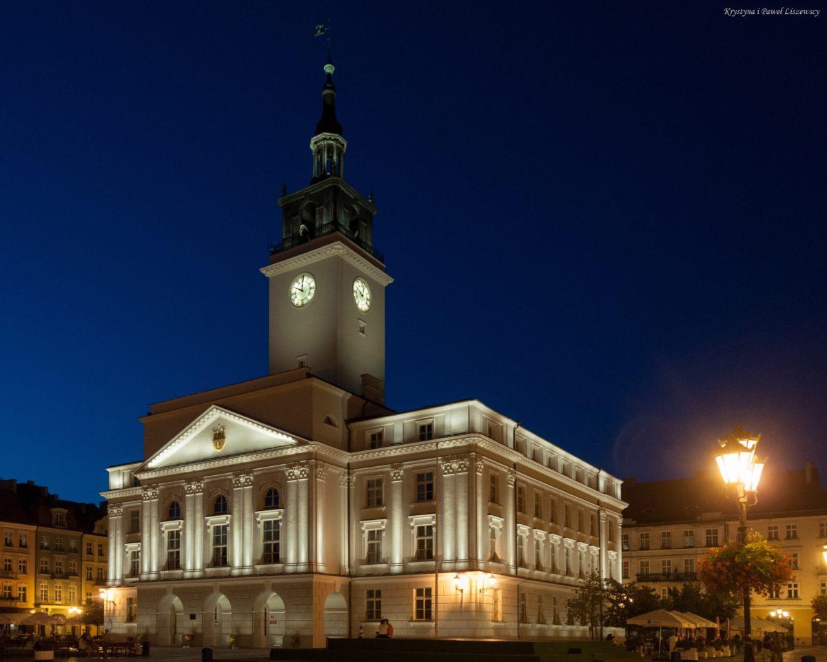 Ratusz w Kaliszu, czyli jak się przez wieki zmieniał budynek magistratu