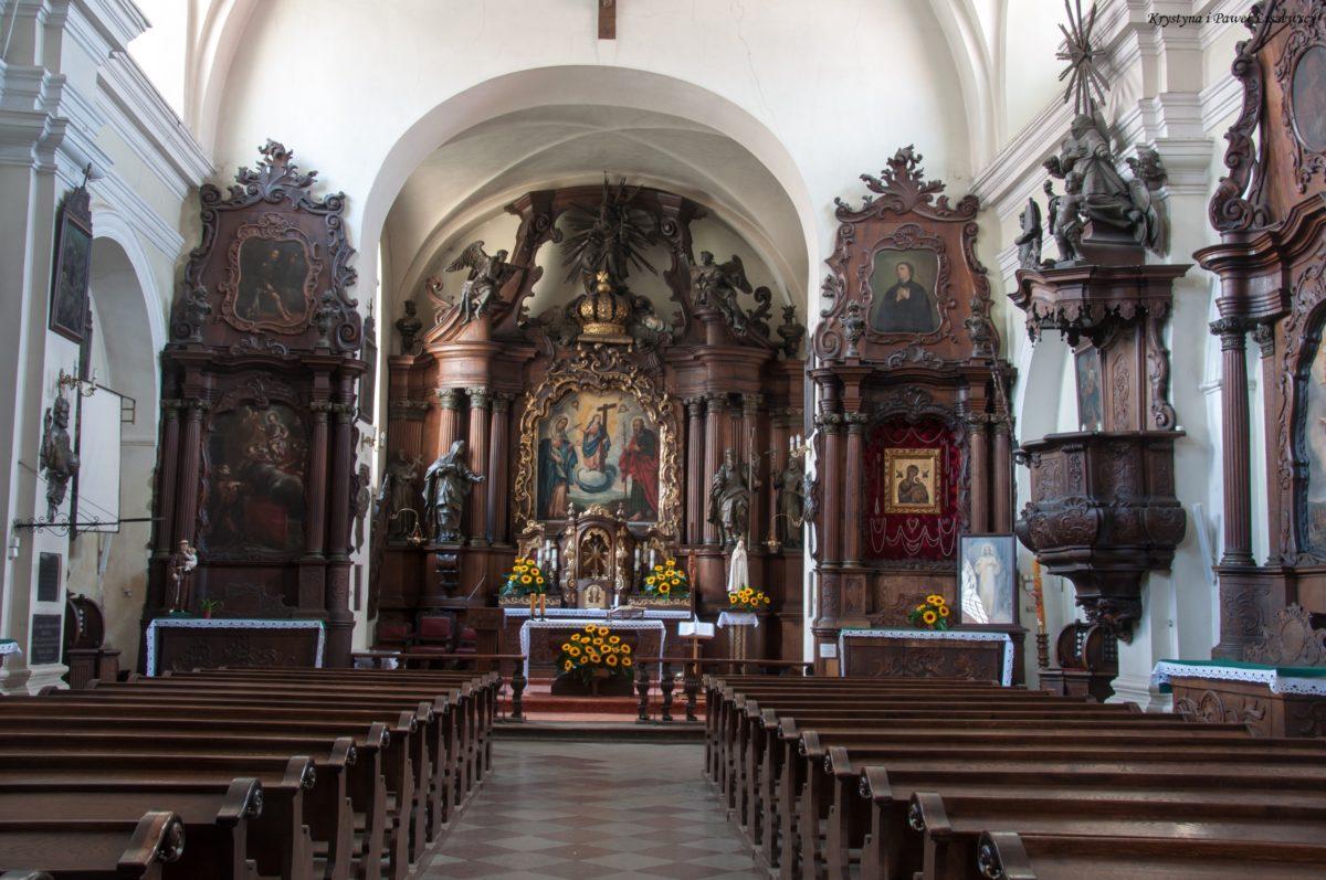 U Reformatów w Kaliszu – Przewodnik po starym Kaliszu