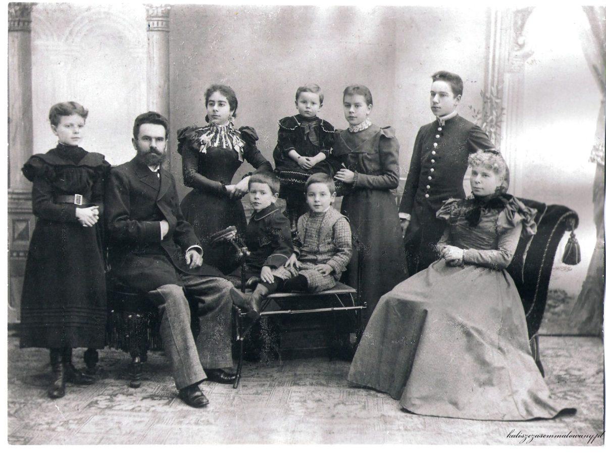 SŁAWNI KALISZANIE – prekursor kaliskich fotografików Wincenty Franciszek Boretti (1859-1932)