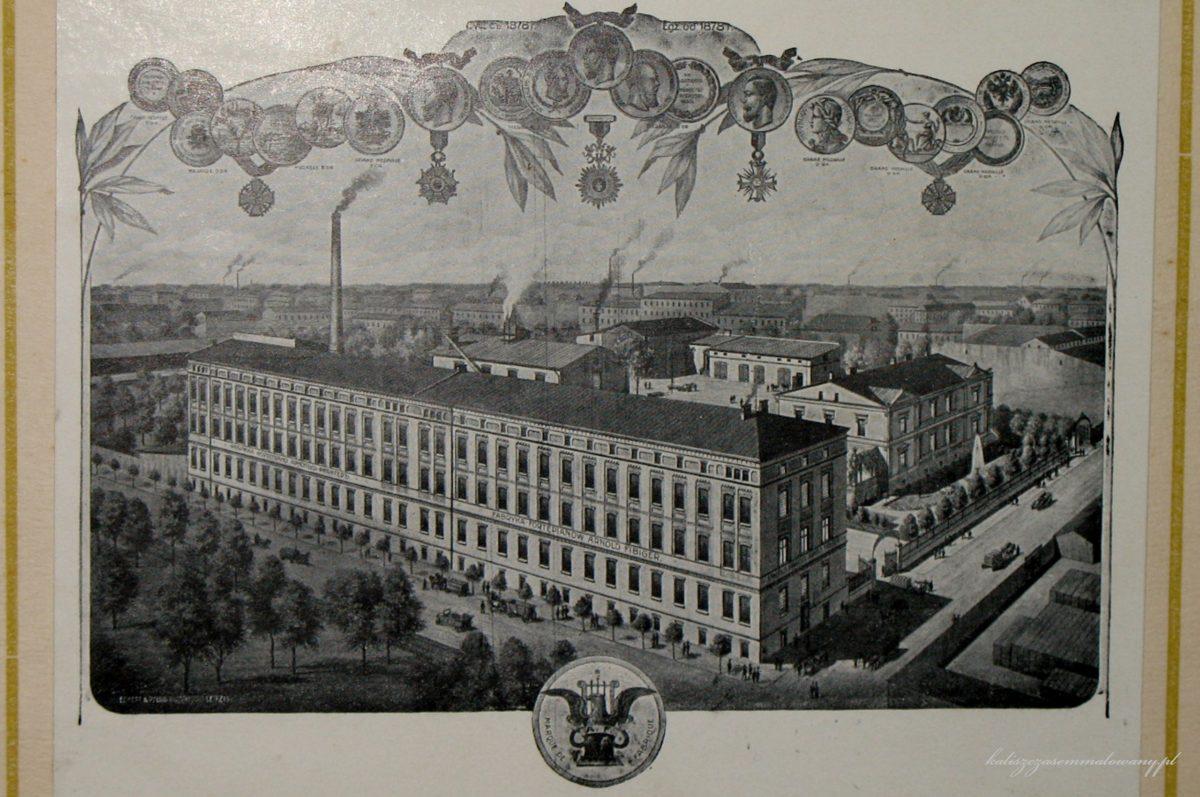 Gustaw Arnold Fibiger – słynny Kaliszanin, ewangelik, stroiciel pianin i fortepianów, fabrykant