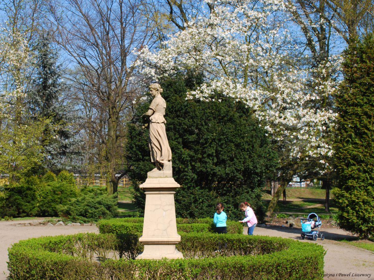 Cztery pory roku bogini Flory