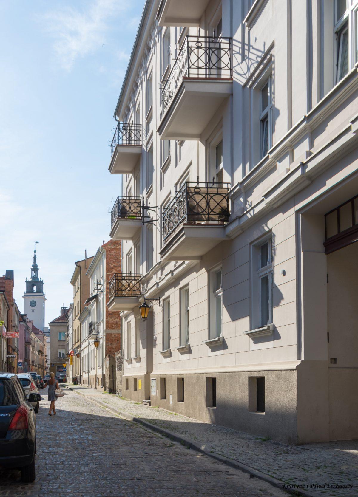 Piskorzewska w dawnej dzielnicy żydowskiej pięknieje – Przewodnik po starym Kaliszu