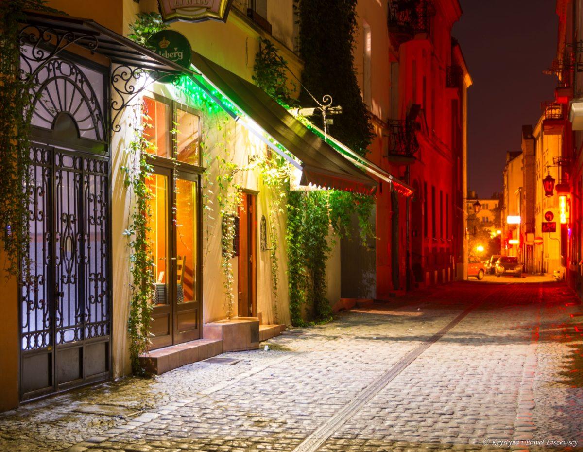 Ulica Piskorzewska w dawnej dzielnicy żydowskiej pięknieje