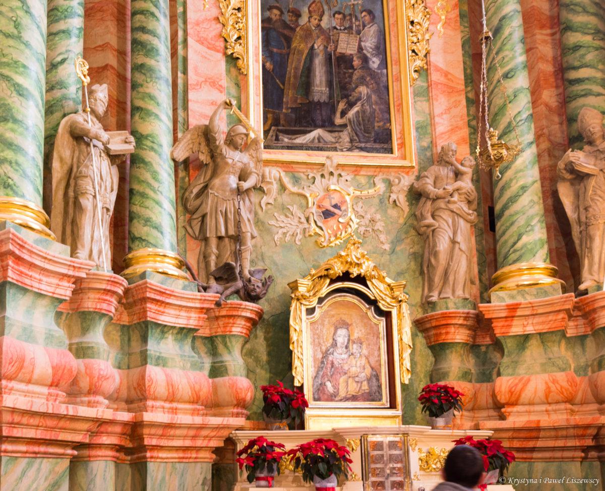 Skarby kościoła franciszkanów – Przewodnik po starym Kaliszu