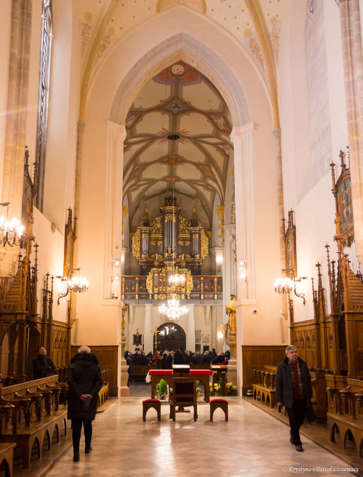 Klasztor i kościół oo. Franciszkanów – Przewodnik po Starym Kaliszu