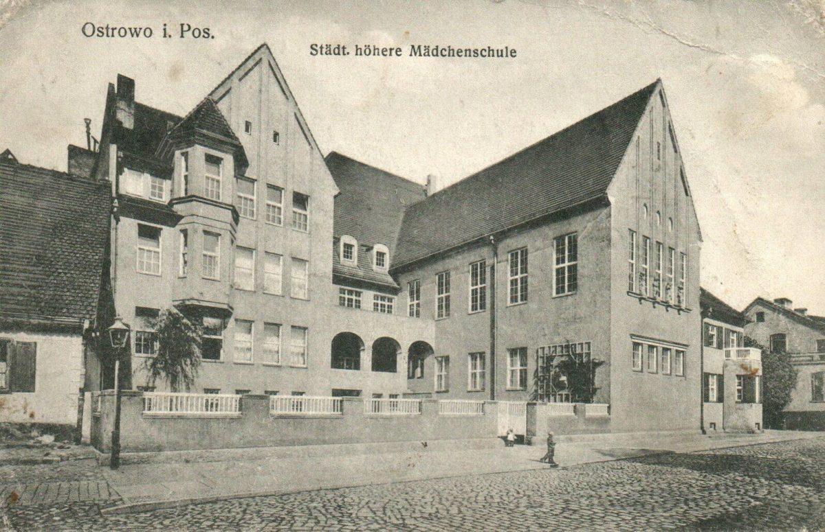II Liceum Ogólnokształcące im. Władysława Reymonta w Ostrowie Wielkopolski