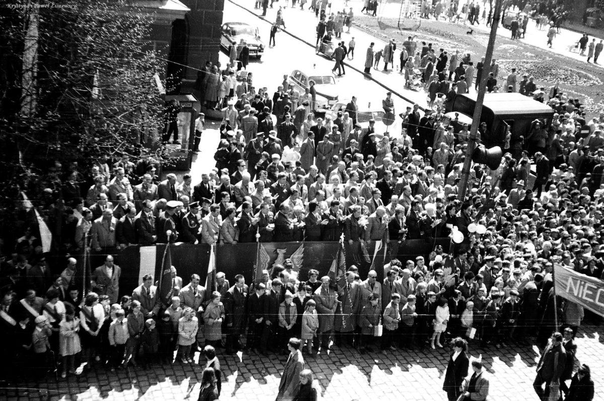 Cały Kalisz w pochodzie – Święto Ludzi Pracy – Niech się świeci 1 Maja