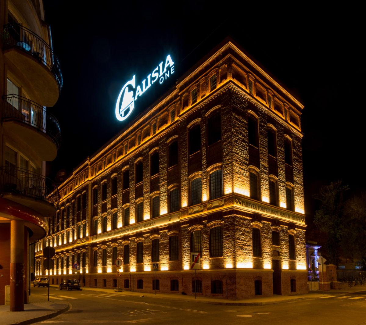 Calisia One – dawna Fabryka Fortepianów i Pianin Arnolda Fibigera