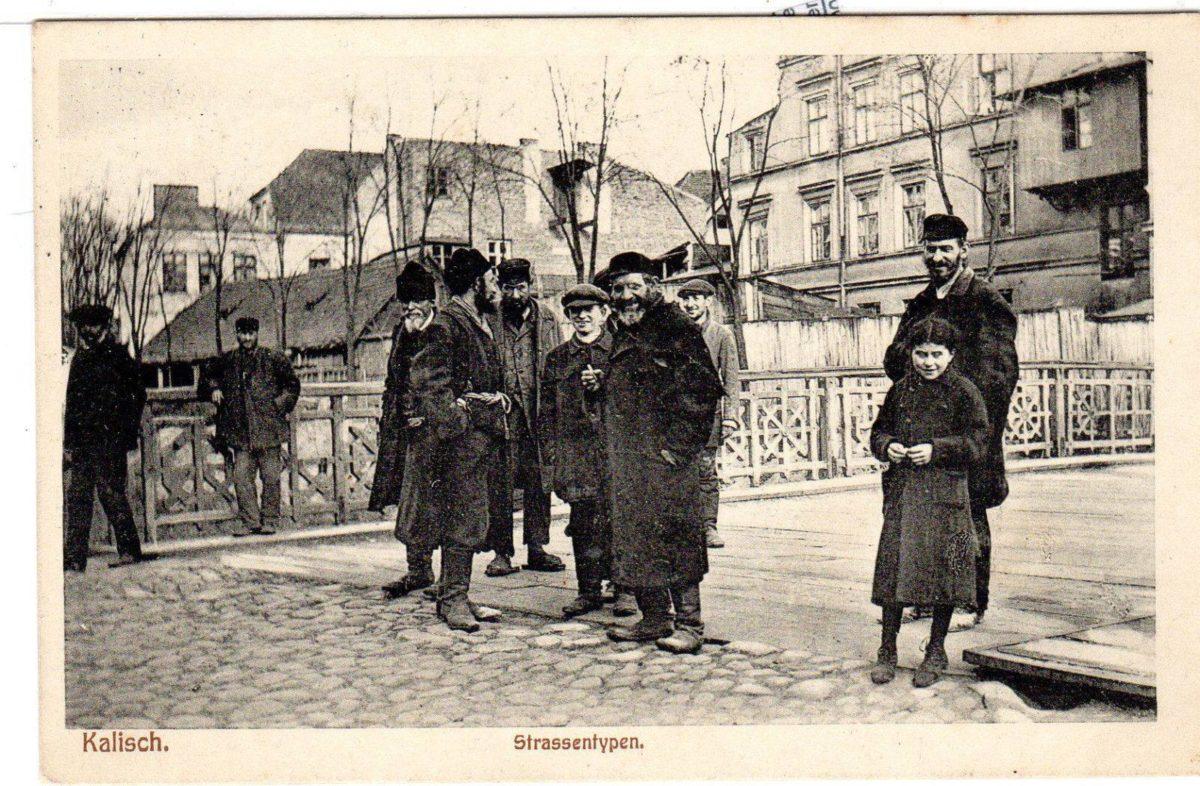 Jechaskiel Lipszyc – Sławni kaliszanie i ich miasto – Przewodnik po starym Kaliszu