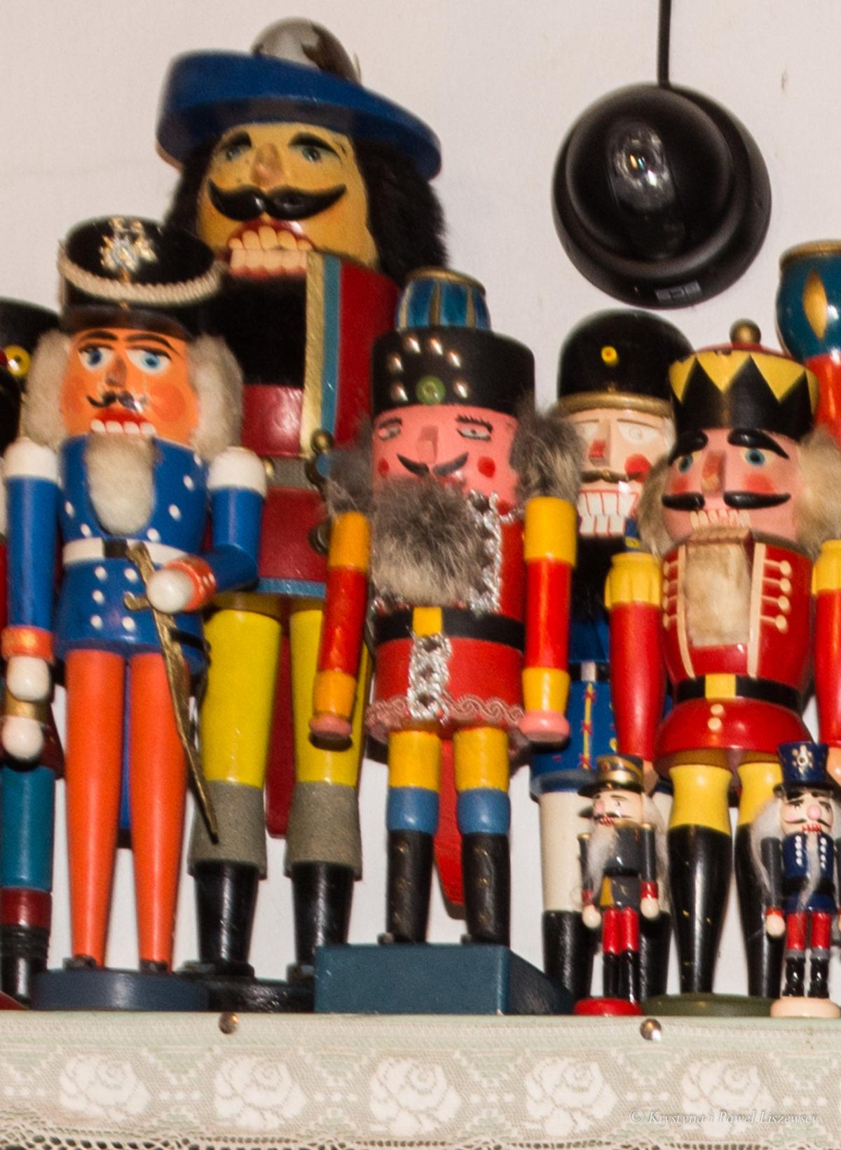 Muzeum Osiakowskich królestwem lalek kaliszanina Adama Szrajera