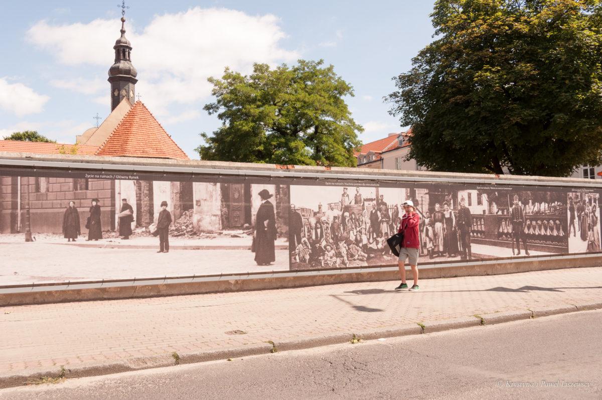 Kalisz Feniks 1914-2014  Wystawa fotograficzna w przestrzeni miejskiej Kalisza upamiętniająca sierpień 1914 roku