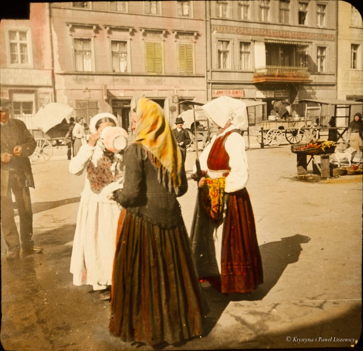 Kalisz na diapozytywach i autochromach – kolekcja fotografii znaleziona na strychu w Liskowie