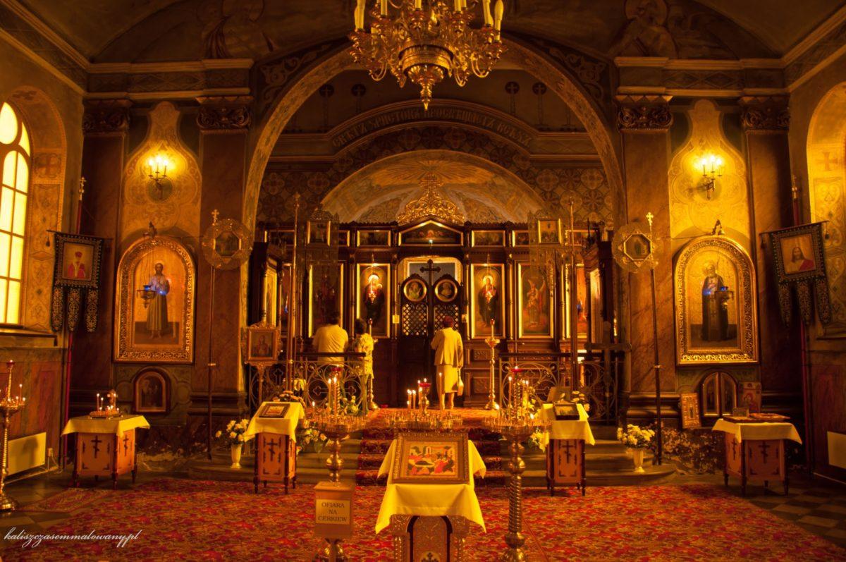 Cerkiew Świętych Apostołów Piotra i Pawła w Kaliszu – Przewodnik po starym Kaliszu