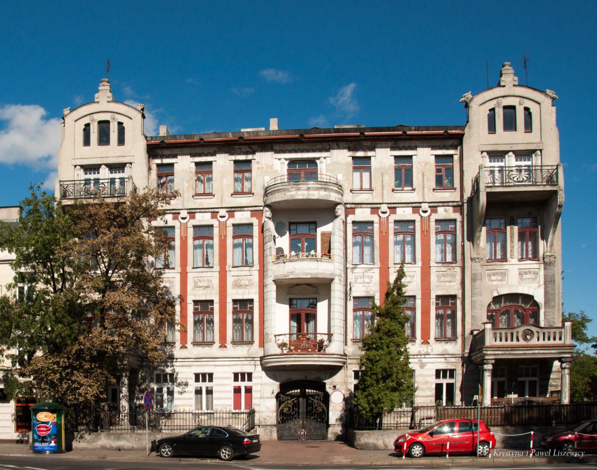 Dom producenta lalek kaliszanina Adama Szrajera