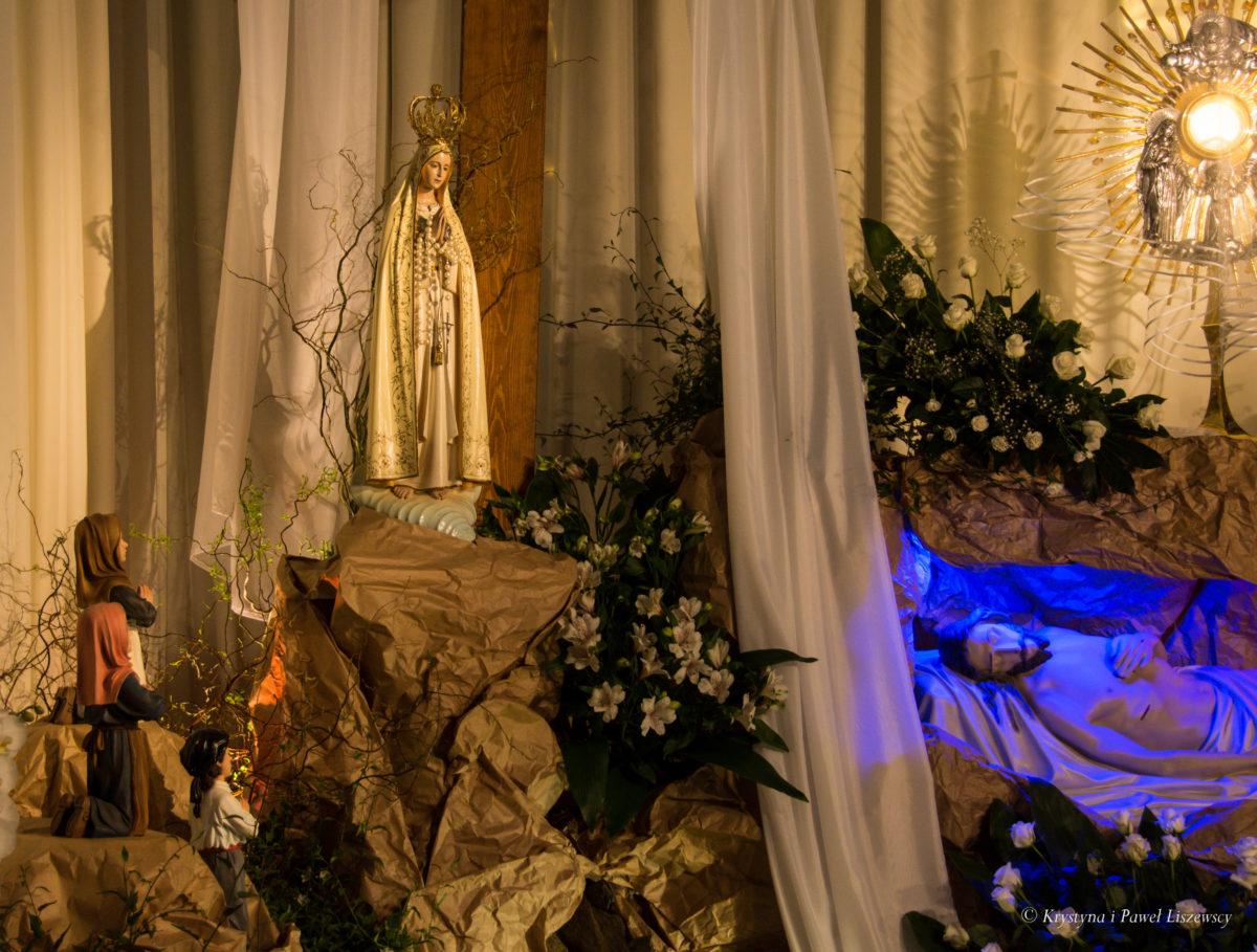 Wielkanoc u św. Józefa – Przewodnik po starym Kaliszu