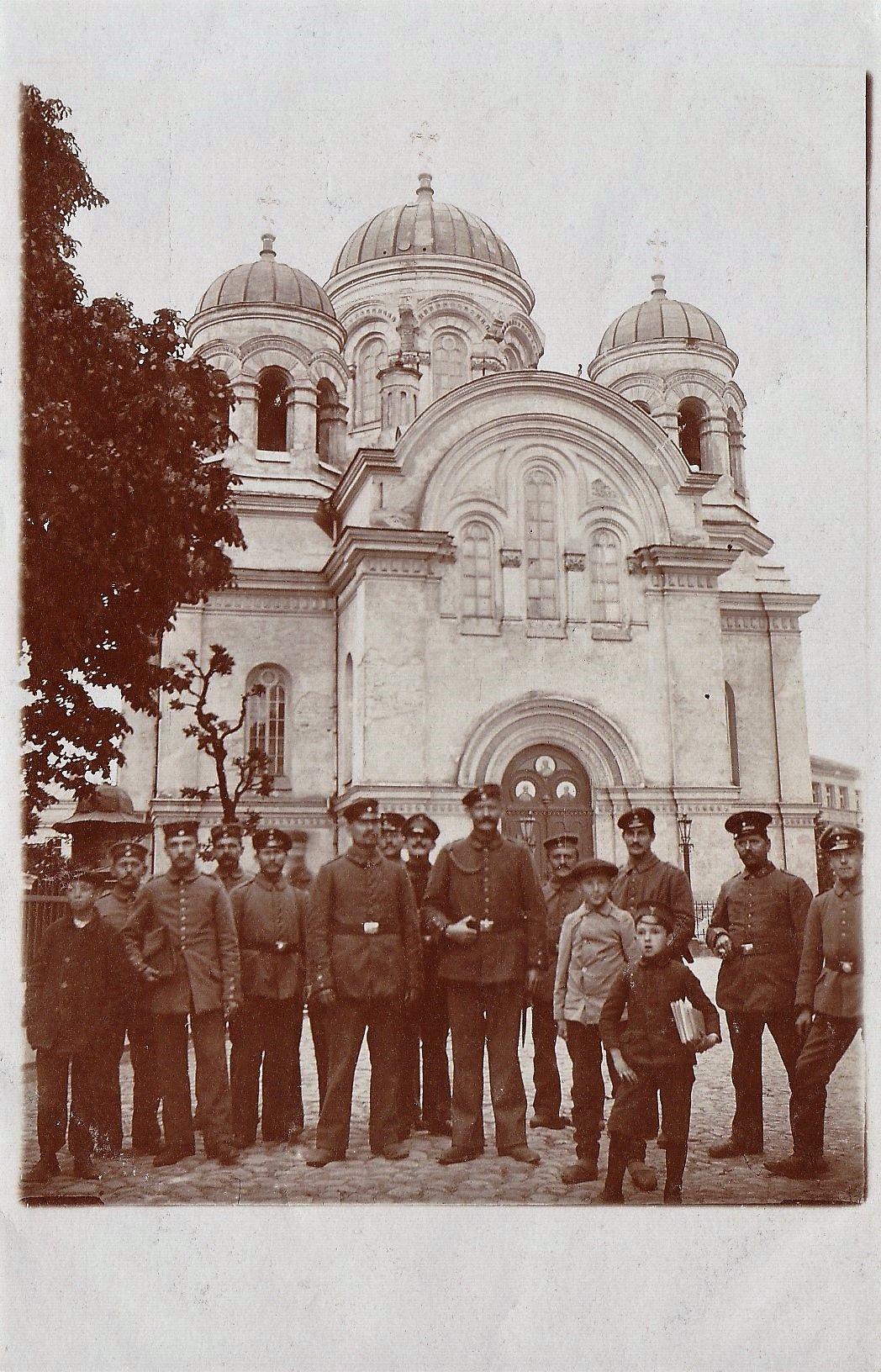 Cerkiew św. Apostołów Piotra i Pawła rozebrana w 1927 roku – Przewodnik po starym Kaliszu