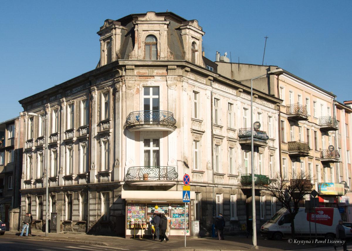 Od Rogatki do Podmiejskiej główną arterią miasta – Przewodnik po starym Kaliszu