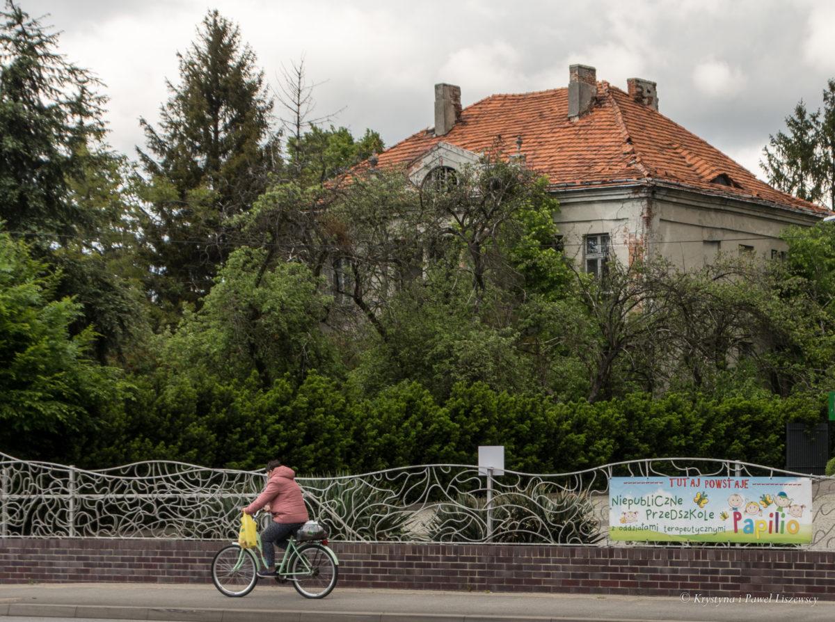 Ulica Łódzka – Przewodnik po starym Kaliszu