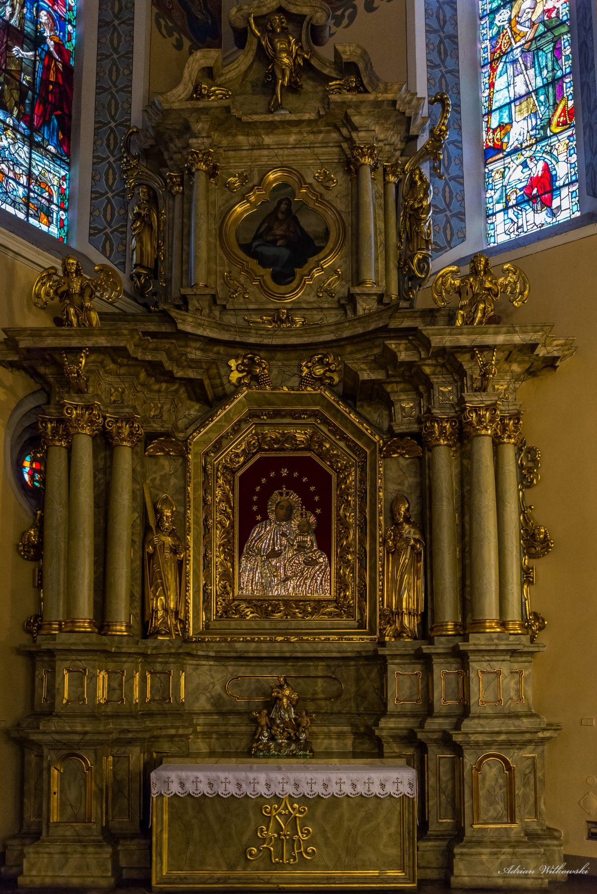 Katedra pod wezwaniem św. Mikołaja Biskupa – Przewodnik po starym Kaliszu