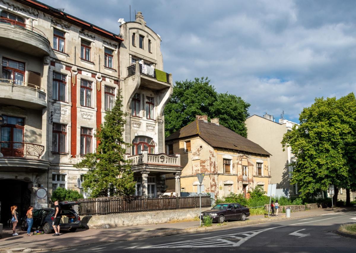 Warta uwagi ulica Kościuszki – Przewodnik po starym Kaliszu
