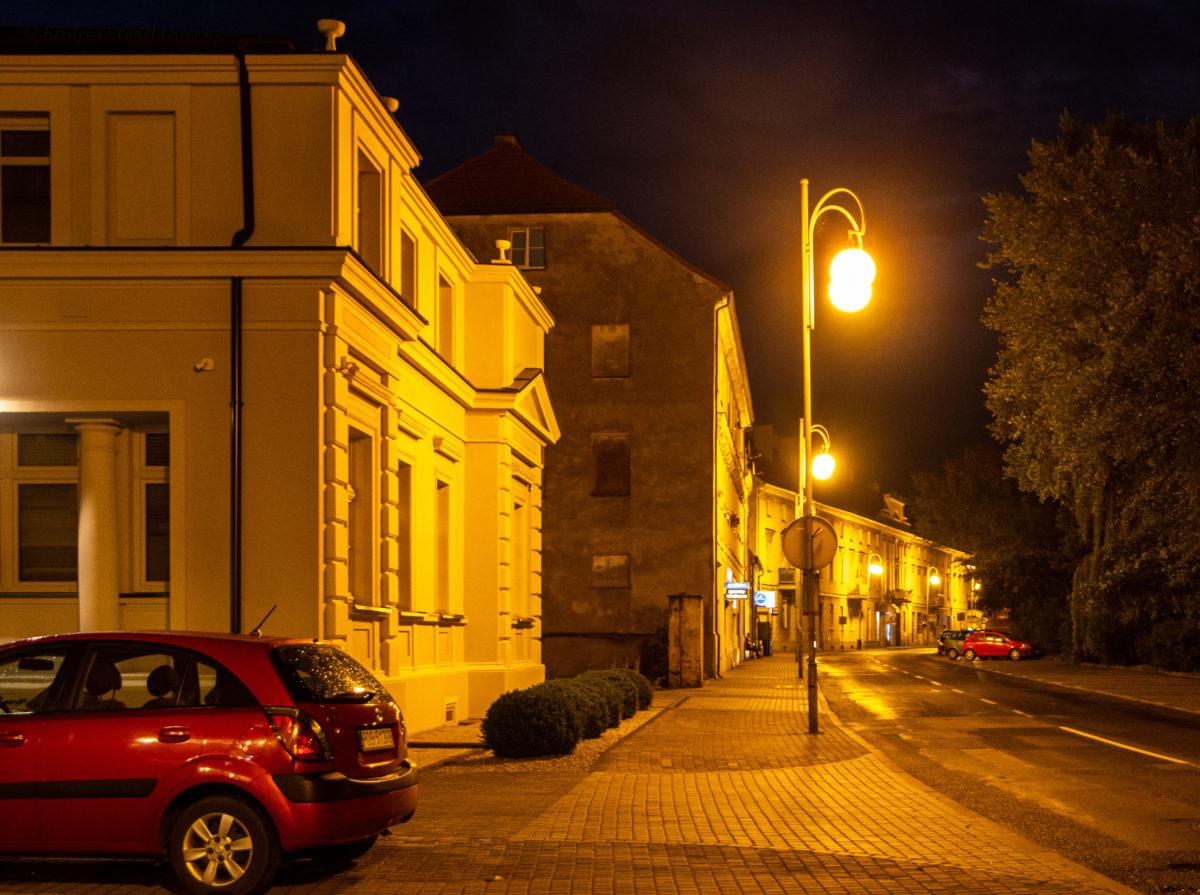 Night in Calisia – Przewodnik po starym Kaliszu