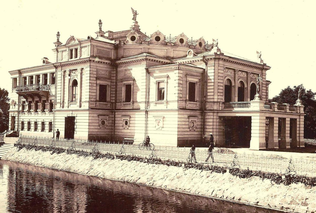 Walenty Kulisiewicz, kaliski rzemieślnik, ślusarz, artysta, wykonawca pięknej żeliwnej balustrady przy teatrze – Przewodnik po starym Kaliszu