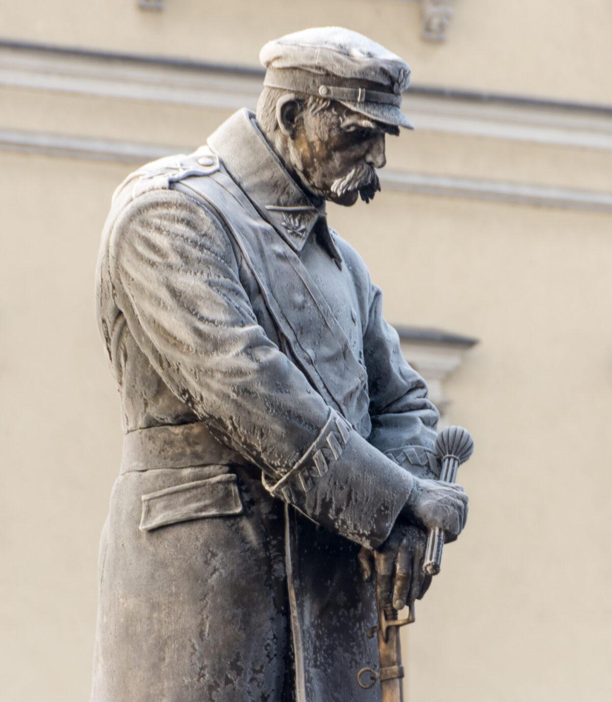 Józef Piłsudski honorowy obywatel miasta Kalisza – Przewodnik po starym Kaliszu
