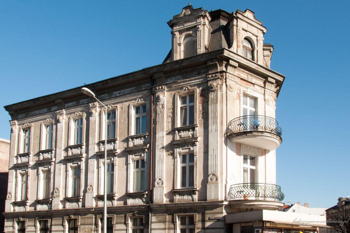 Kaliska perełka architektoniczna przy Górnośląskiej 27 – Przewodnik po starym Kaliszu