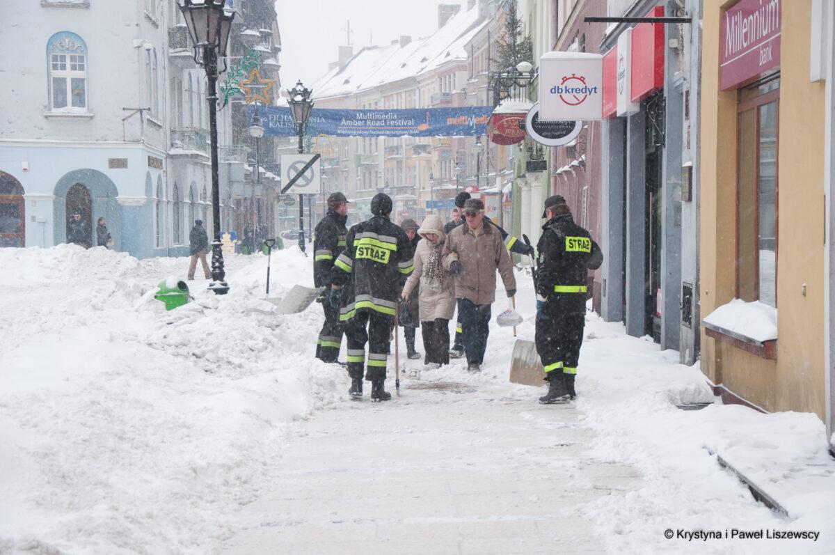 2010 Ostatnia taka zima – Przewodnik po starym Kaliszu