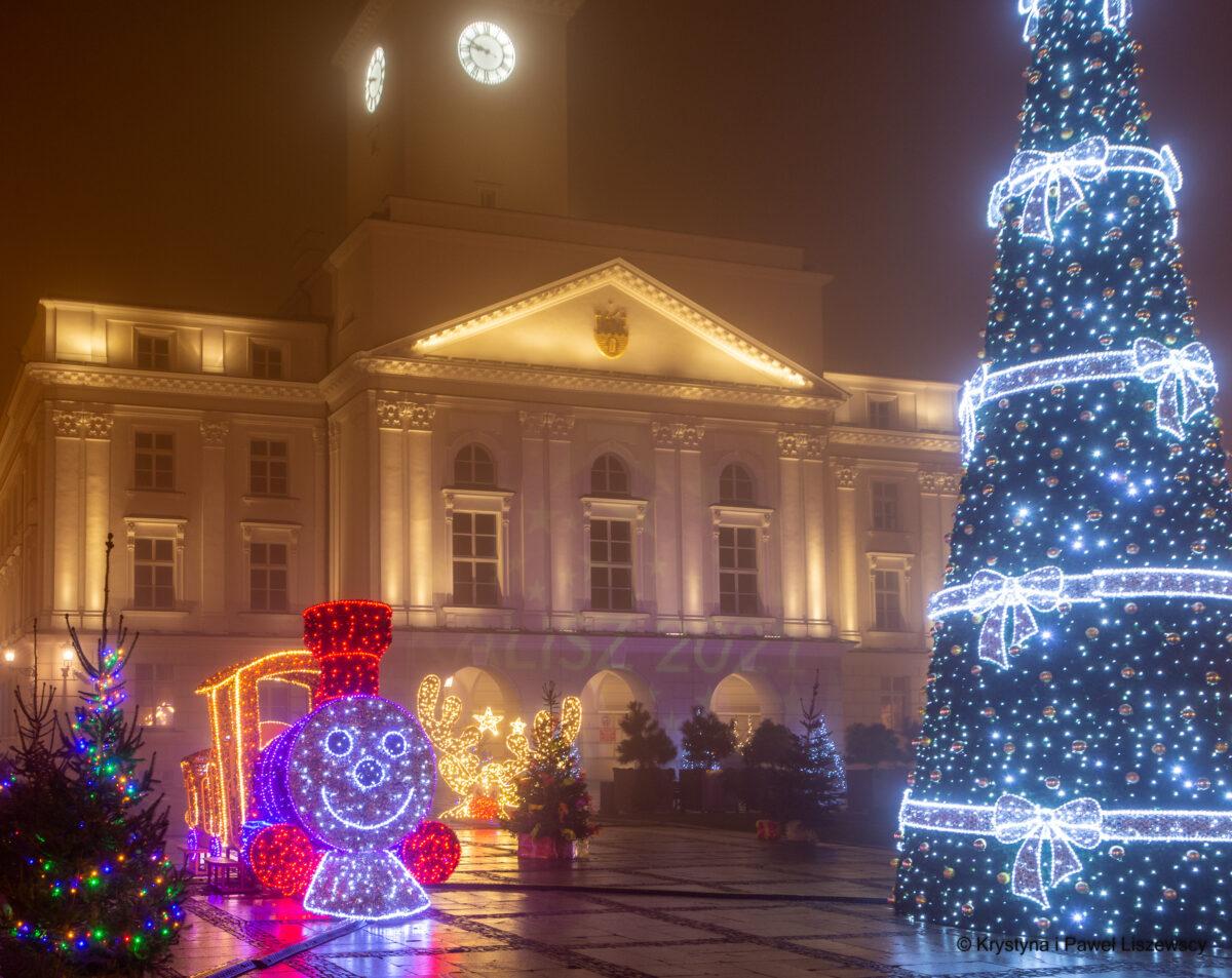 Świąteczne dekoracje – Przewodnik po dawnym Kaliszu